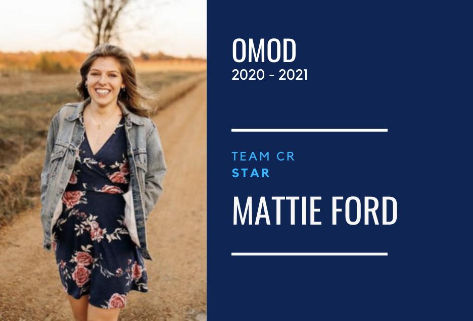 Mattie Ford - Star